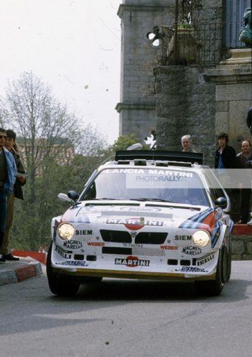 tour de corse 1986