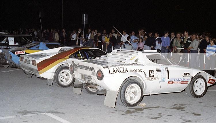 lancia stratos 1981