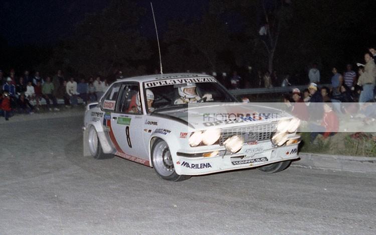 BIASION MIKI - RALLY COLINE DI ROMAGNA 1981 - Disponibili tutte le foto inedite ed esclusive delrally romagnolo - Info@photorally.it