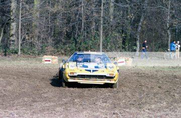 """Rally Autodromo di Monza 1980 - DOMENICO """"NICO"""" GROSOLI pilota rally - foto inedite rally anni '80 - Archivio foto info@photorally.it"""